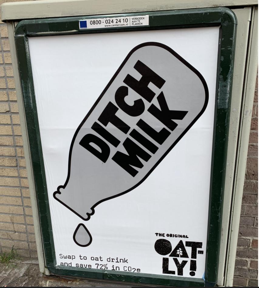 oatly marketing