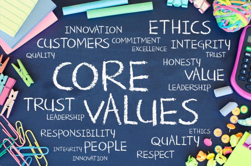 Values driven marketing